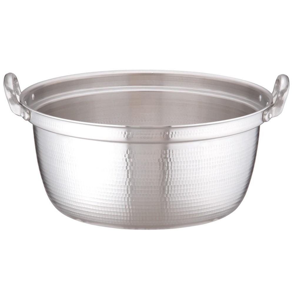 アルミDON打出円付鍋 54cm [ 外径:561mm 深さ:255mm 47L ] [ 料理道具 ] | 厨房 キッチン 和食 料亭 業務用