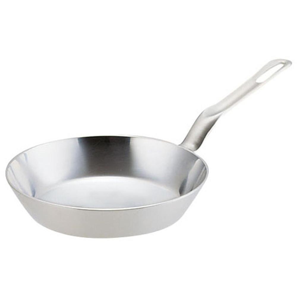 スーパーデンジ フライパン 27cm [ 外径:270mm 深さ:55mm 底径:215mm 2.6L ] [ 料理道具 ] | 厨房 キッチン 飲食店 ホテル レストラン 業務用