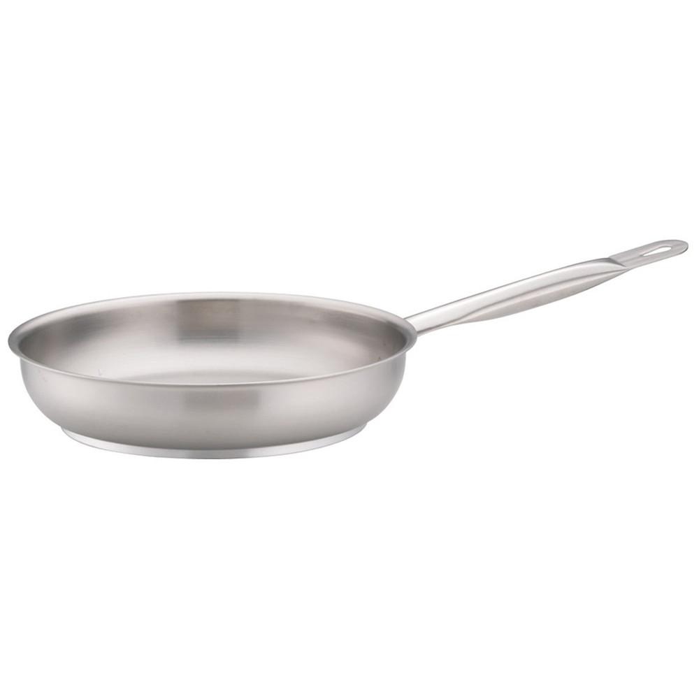 パデルノ 18-10フライパン 1014-28 [ 外径:298mm 深さ:55mm 底径:224mm ] [ 料理道具 ] | 厨房 キッチン 飲食店 ホテル レストラン 業務用