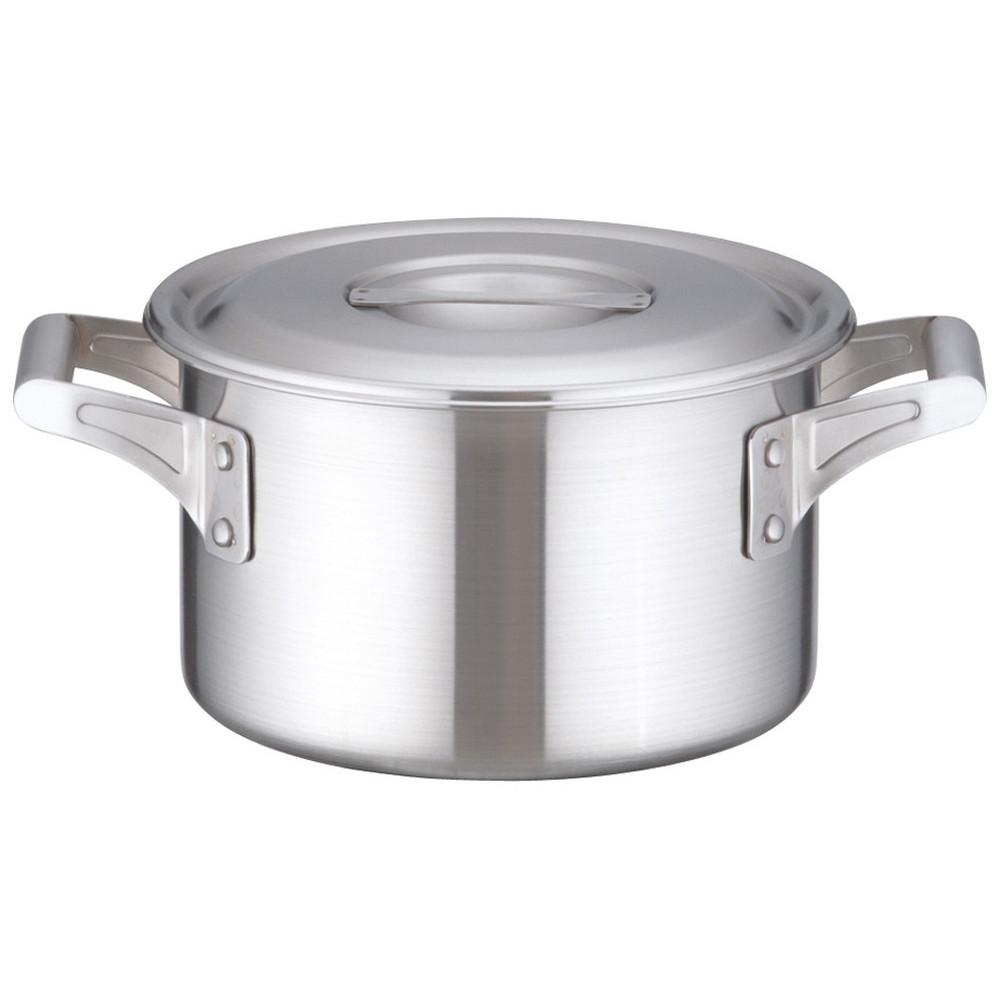 18-10ロイヤル 半寸胴鍋 XMD-210 [ 外径:225mm 深さ:140mm 底径:170mm 約4.7L ] [ 料理道具 ] | 厨房 キッチン 飲食店 ホテル レストラン 業務用
