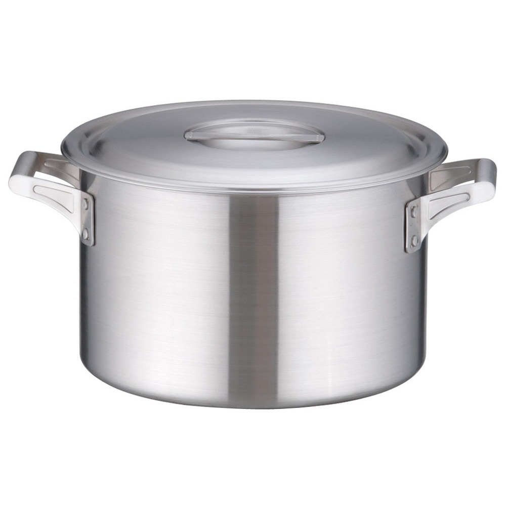 18-10ロイヤル 半寸胴鍋 XMD-300 [ 外径:325mm 深さ:200mm 底径:265mm 約13.0L ] [ 料理道具 ] | 厨房 キッチン 飲食店 ホテル レストラン 業務用