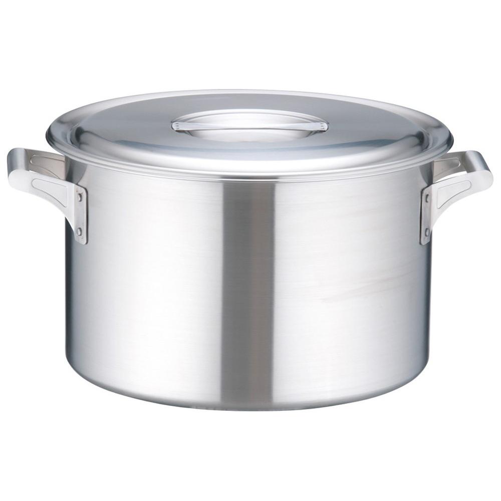 18-10ロイヤル 半寸胴鍋 XMD-420 [ 外径:445mm 深さ:270mm 底径:380mm 約37.0L ] [ 料理道具 ] | 厨房 キッチン 飲食店 ホテル レストラン 業務用