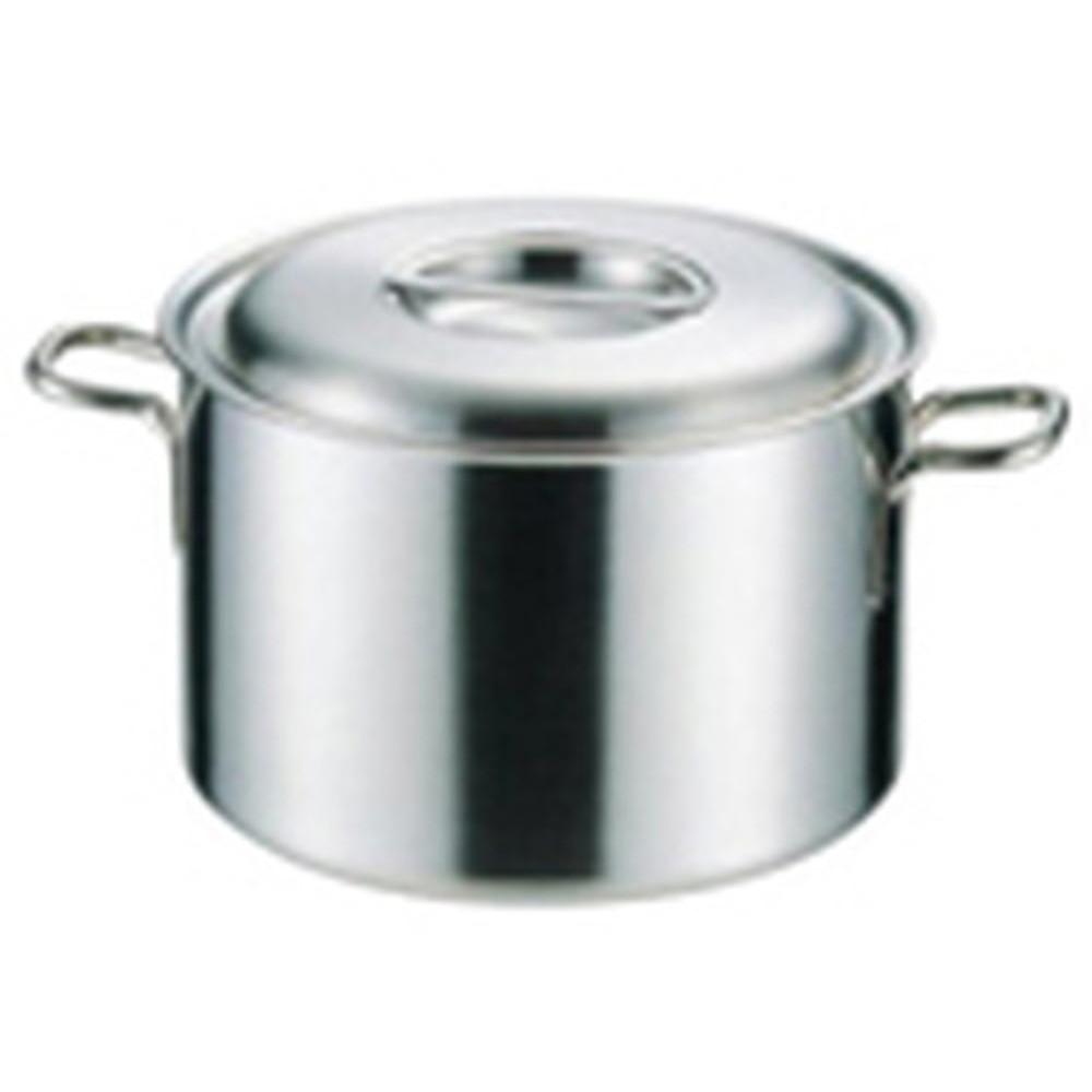 プロデンジ 半寸胴鍋 24cm [ 外径:251mm 深さ:170mm 底径:220mm 7.5L ] [ 料理道具 ] | 厨房 キッチン 飲食店 ホテル レストラン 業務用