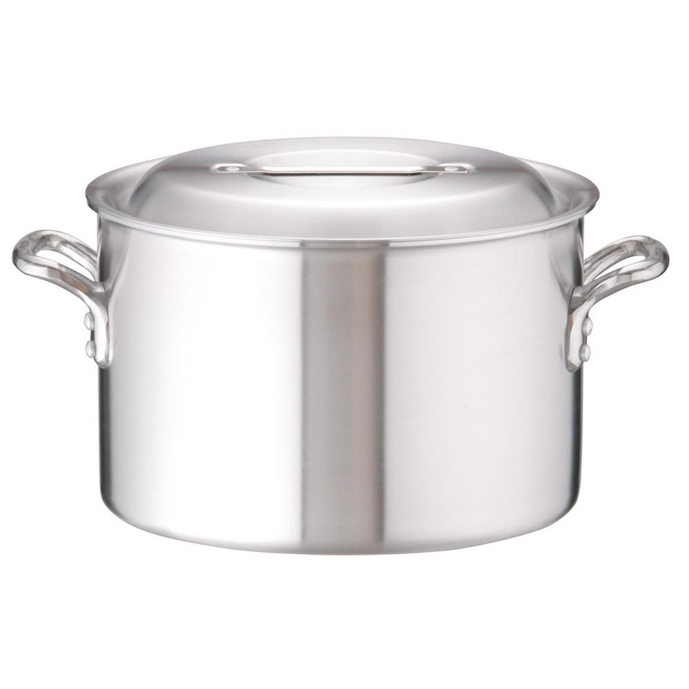 アルミDON半寸胴鍋 30cm [ 外径:317mm 深さ:200mm 13.9L ] [ 料理道具 ] | 厨房 キッチン 飲食店 ホテル レストラン 業務用