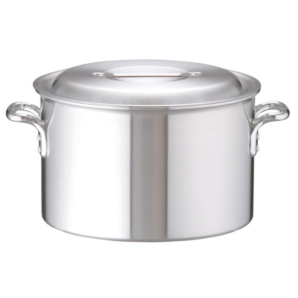 アルミDON半寸胴鍋 36cm [ 外径:379mm 深さ:230mm 23L ] [ 料理道具 ] | 厨房 キッチン 飲食店 ホテル レストラン 業務用