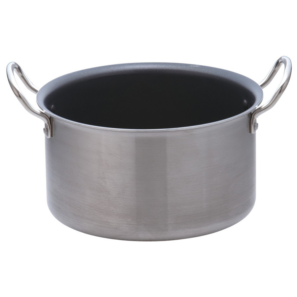 TKG IHセレクト 2層クラッド 半寸胴鍋 26cm [ 外径:275mm 深さ:180mm 底径:225mm 7.5L ] [ 料理道具 ] | 厨房 キッチン 飲食店 ホテル レストラン 業務用