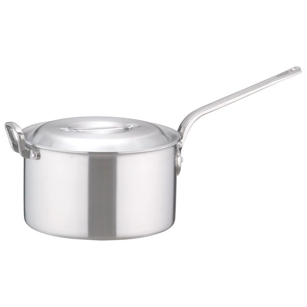 アルミDON片手深型鍋 30cm [ 外径:317mm 深さ:180mm 12.5L ] [ 料理道具 ] | 厨房 キッチン 飲食店 ホテル レストラン 業務用