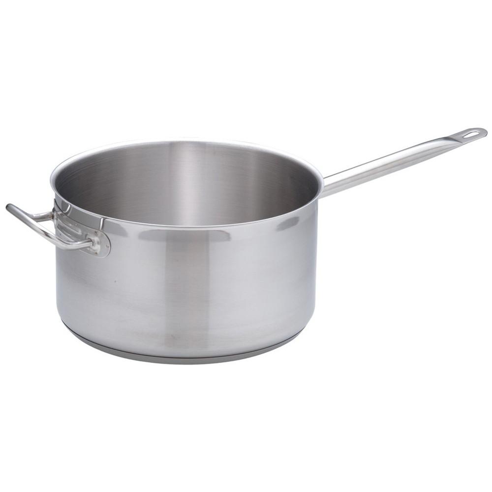TKG PRO(プロ)片手深型鍋(蓋無) 28cm [ 外径:295mm 深さ:155mm 底径:260mm 9.8L ] [ 料理道具 ] | 厨房 キッチン 飲食店 ホテル レストラン 業務用