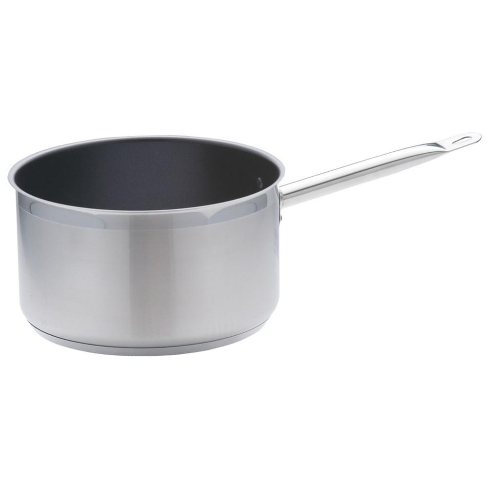 TKG PRO(プロ)エクスカリバー 片手深型鍋(蓋無)24cm [ 外径:255mm 深さ:135mm 底径:223mm 6.2L ] [ 料理道具 ] | 厨房 キッチン 飲食店 ホテル レストラン 業務用