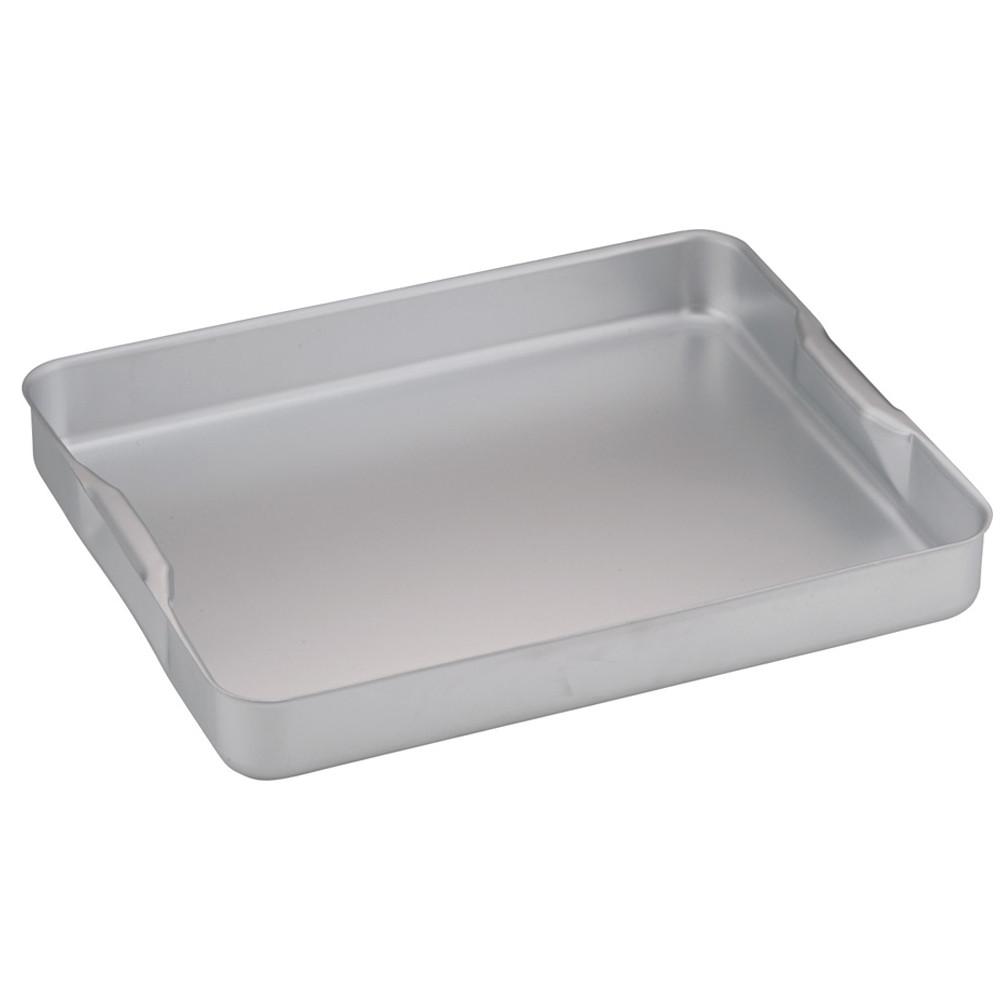 TKG アルミローストパン 52cm [ 間口:521 x 奥行:419 x H70mm 14L ] [ 料理道具 ] | 厨房 キッチン 飲食店 ホテル レストラン 業務用