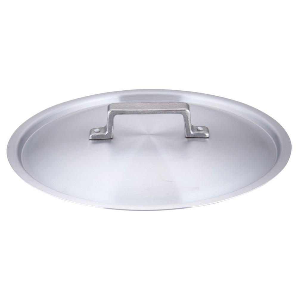 アカオ アルミ料理鍋蓋 落とし込みタイプ 36cm用 [ 外径:354mm 質量:0.405kg ] [ 料理道具 ] | 厨房 食堂 和食 ホテル 飲食店 業務用