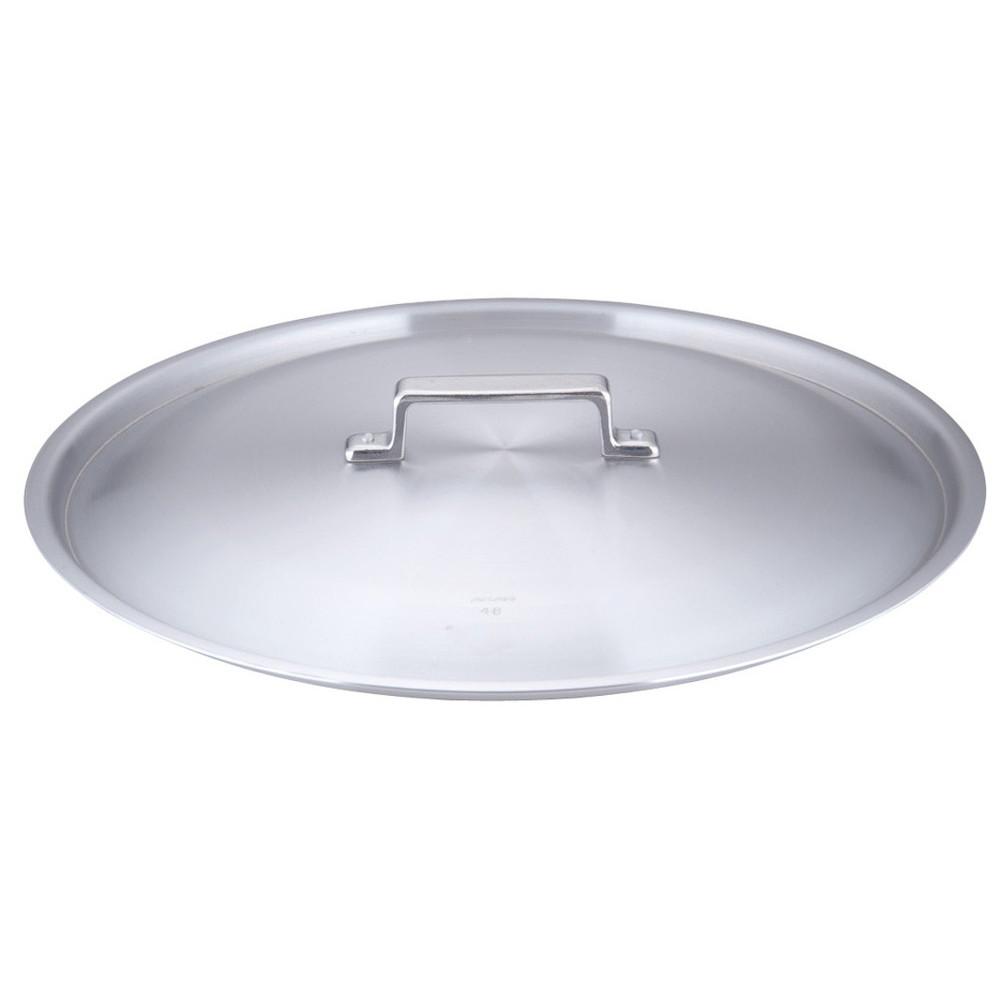 アカオ アルミ料理鍋蓋 落とし込みタイプ 48cm用 [ 外径:472mm 質量:0.775kg ] [ 料理道具 ] | 厨房 食堂 和食 ホテル 飲食店 業務用