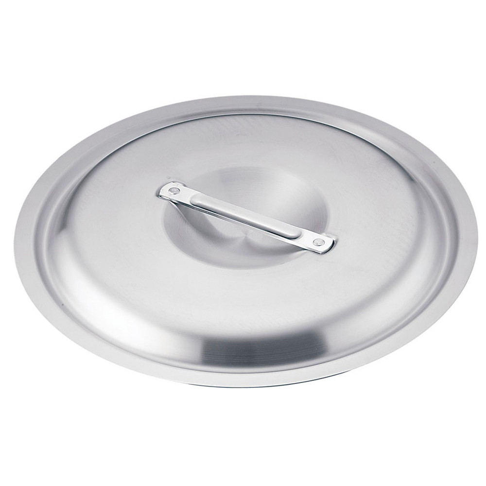 アカオ アルミ料理鍋蓋 落とし込みタイプ 51cm用 [ 外径:500mm  ] [ 料理道具 ] | 厨房 食堂 和食 ホテル 飲食店 業務用