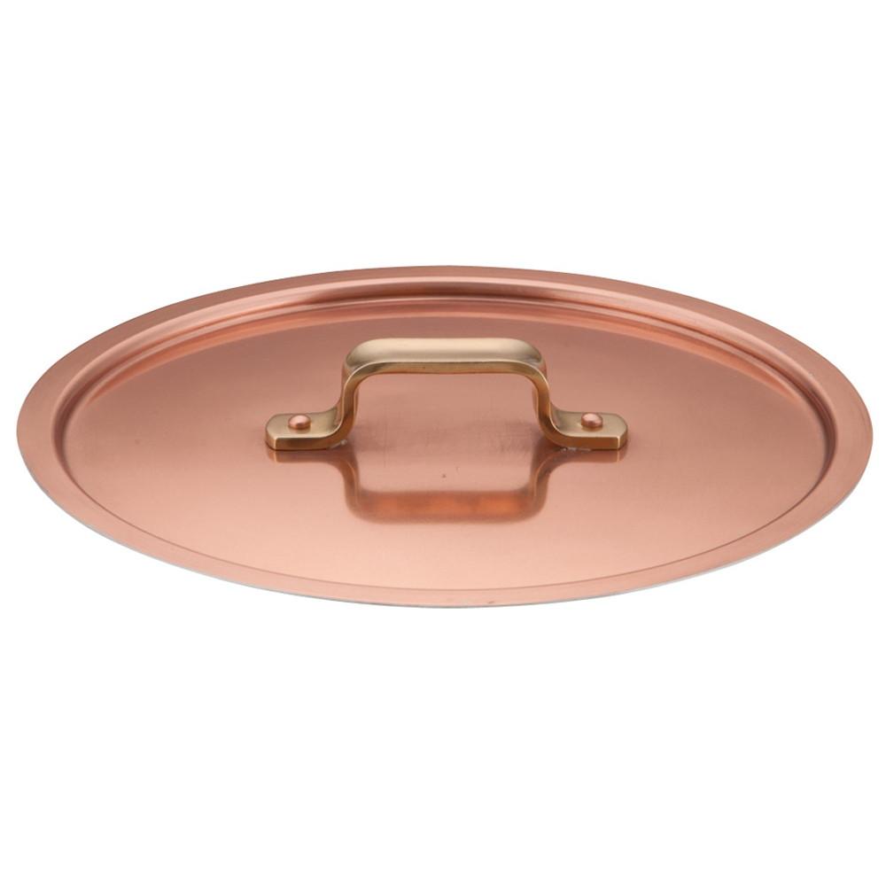 エトール銅 鍋蓋 21cm用 [ 料理道具 ] | 厨房 キッチン 飲食店 ホテル レストラン 業務用