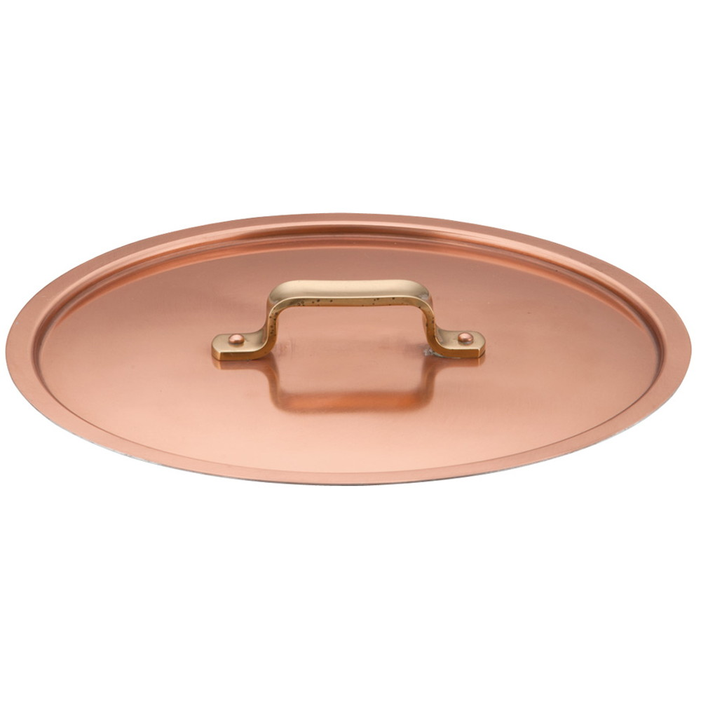 エトール銅 鍋蓋 24cm用 [ 外径:255mm  ] [ 料理道具 ] | 厨房 キッチン 飲食店 ホテル レストラン 業務用