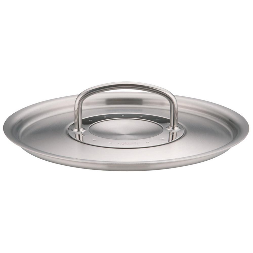 フィスラー 18-10鍋蓋(無水蓋) 20cm用 [ 料理道具 ] | 厨房 キッチン 飲食店 ホテル レストラン 業務用