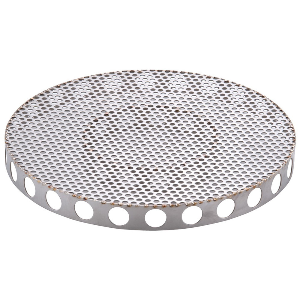18-8スープヘルパー(寸胴鍋用噴射板) 中 45~51cm用 [ 料理道具 ] | 厨房 キッチン 飲食店 ホテル レストラン 業務用