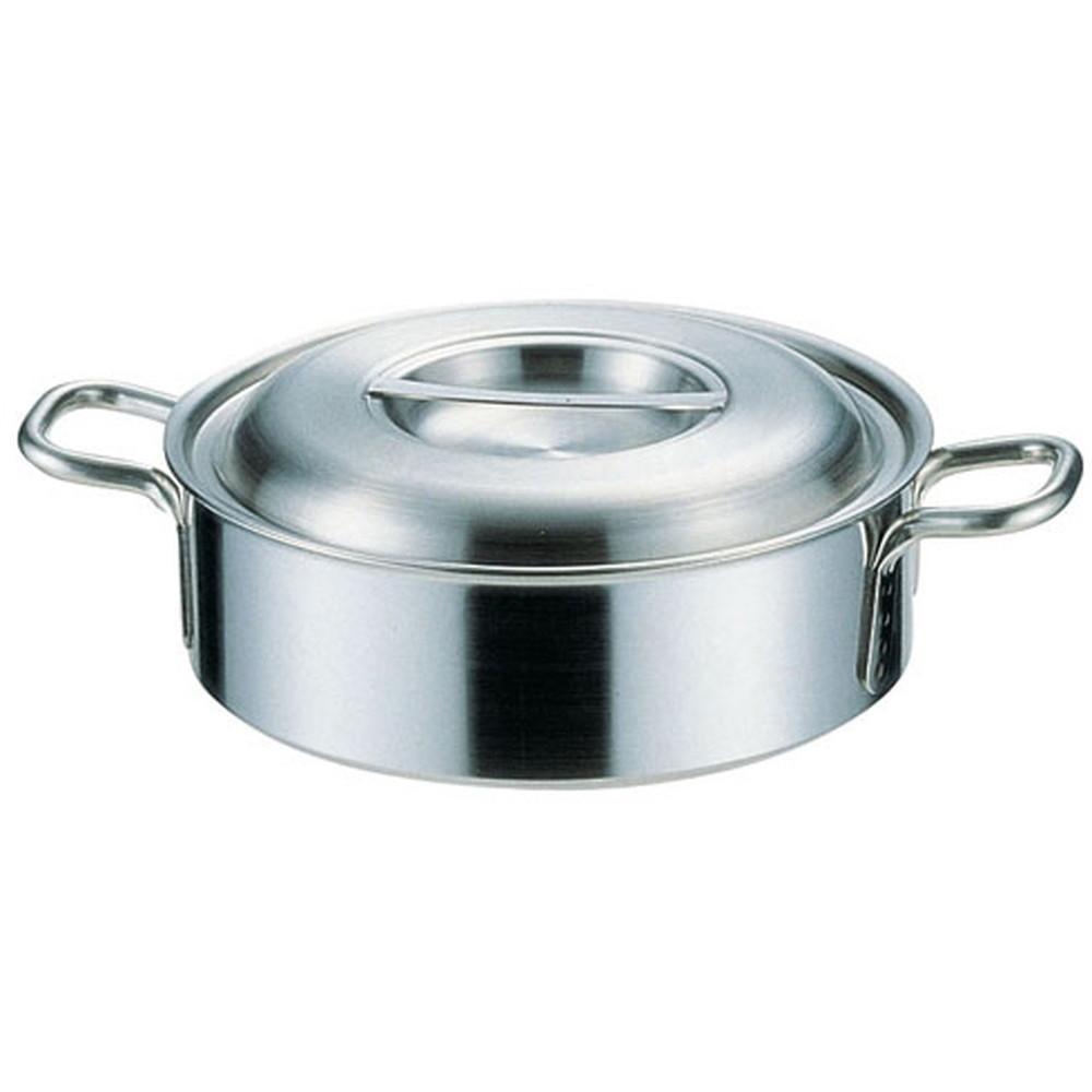 プロデンジ 外輪鍋 42cm [ 外径:438mm 深さ:140mm 底径:380mm 18L ] [ 料理道具 ]   厨房 キッチン 飲食店 ホテル レストラン 業務用