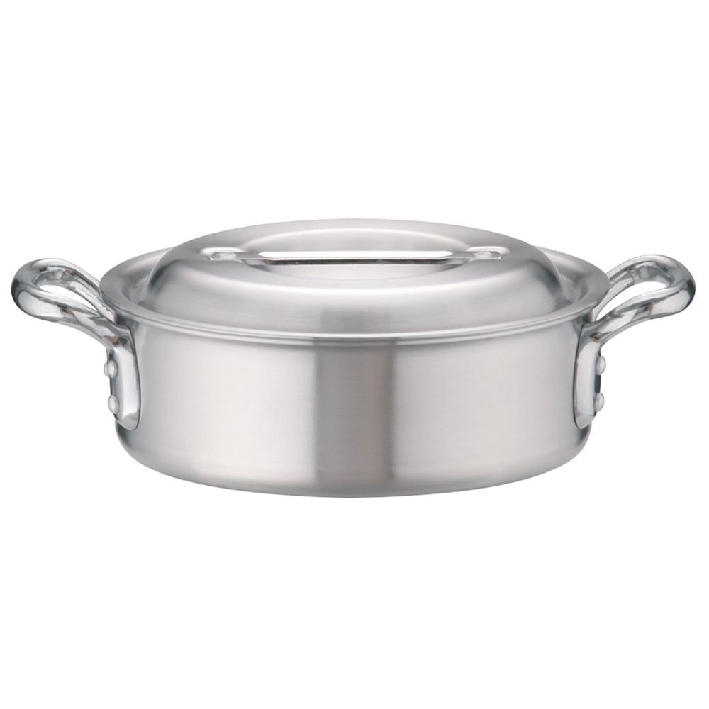 アルミDON外輪鍋 21cm [ 外径:226mm 深さ:70mm 2.3L ] [ 料理道具 ] | 厨房 キッチン 飲食店 ホテル レストラン 業務用