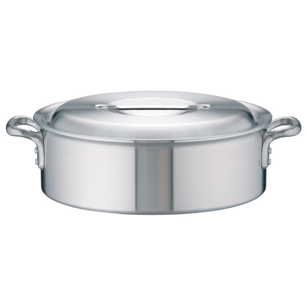 アルミDON外輪鍋 42cm [ 外径:440mm 深さ:140mm 18L ] [ 料理道具 ] | 厨房 キッチン 飲食店 ホテル レストラン 業務用