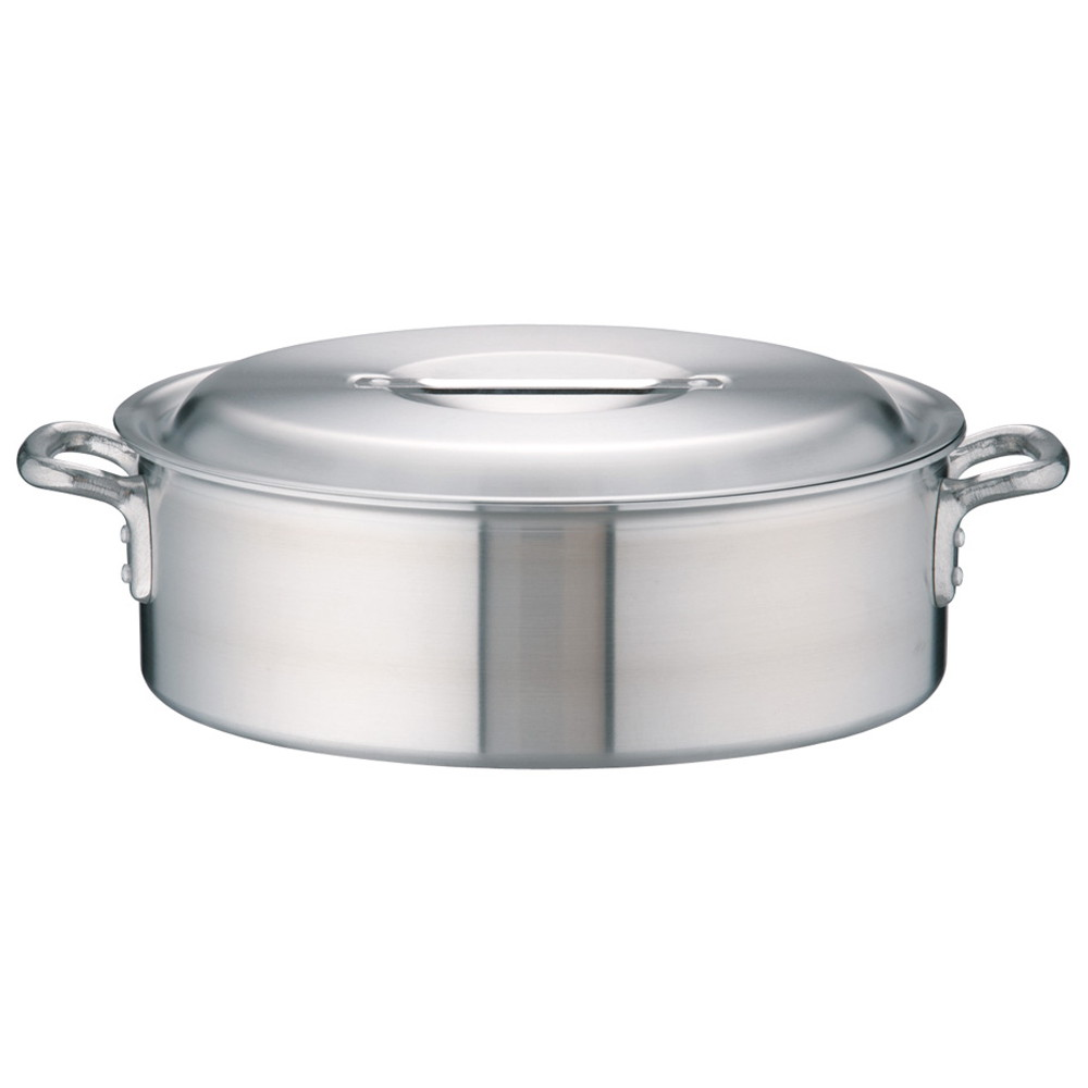 アルミDON外輪鍋 45cm [ 外径:471mm 深さ:150mm 23L ] [ 料理道具 ] | 厨房 キッチン 飲食店 ホテル レストラン 業務用