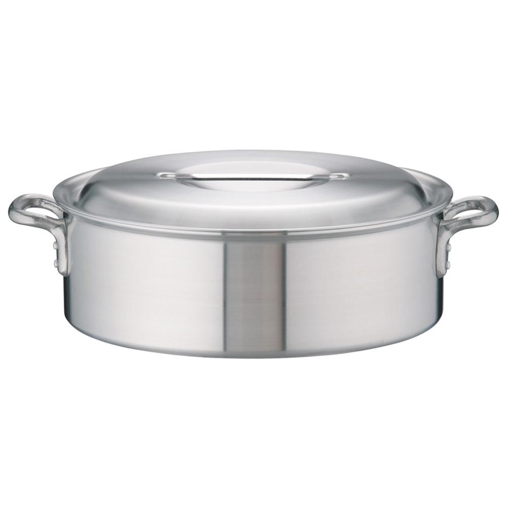 アルミDON外輪鍋 48cm [ 外径:501mm 深さ:160mm 28L ] [ 料理道具 ] | 厨房 キッチン 飲食店 ホテル レストラン 業務用