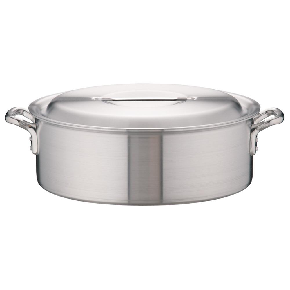 アルミDON外輪鍋 54cm [ 外径:563mm 深さ:190mm 42L ] [ 料理道具 ]   厨房 キッチン 飲食店 ホテル レストラン 業務用