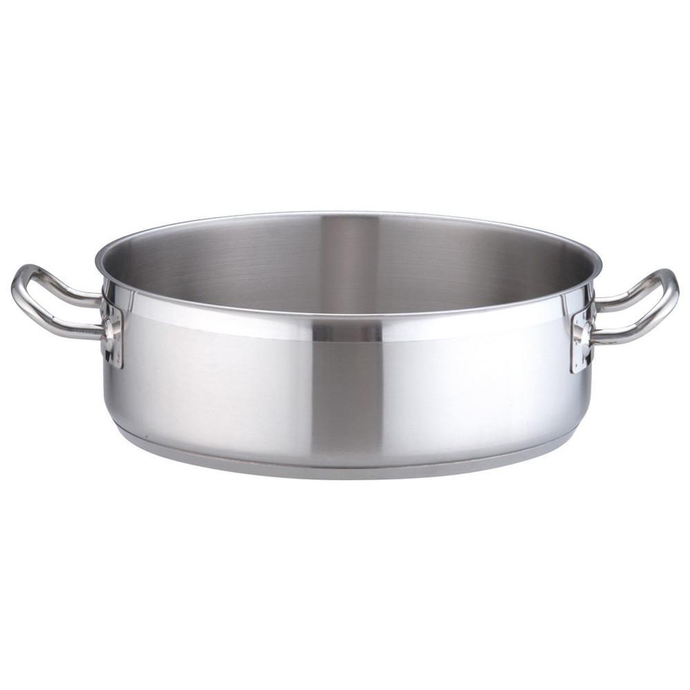 TKG PRO(プロ)外輪鍋(蓋無) 34cm [ 外径:355mm 深さ:110mm 底径:320mm 9.8L ] [ 料理道具 ] | 厨房 キッチン 飲食店 ホテル レストラン 業務用