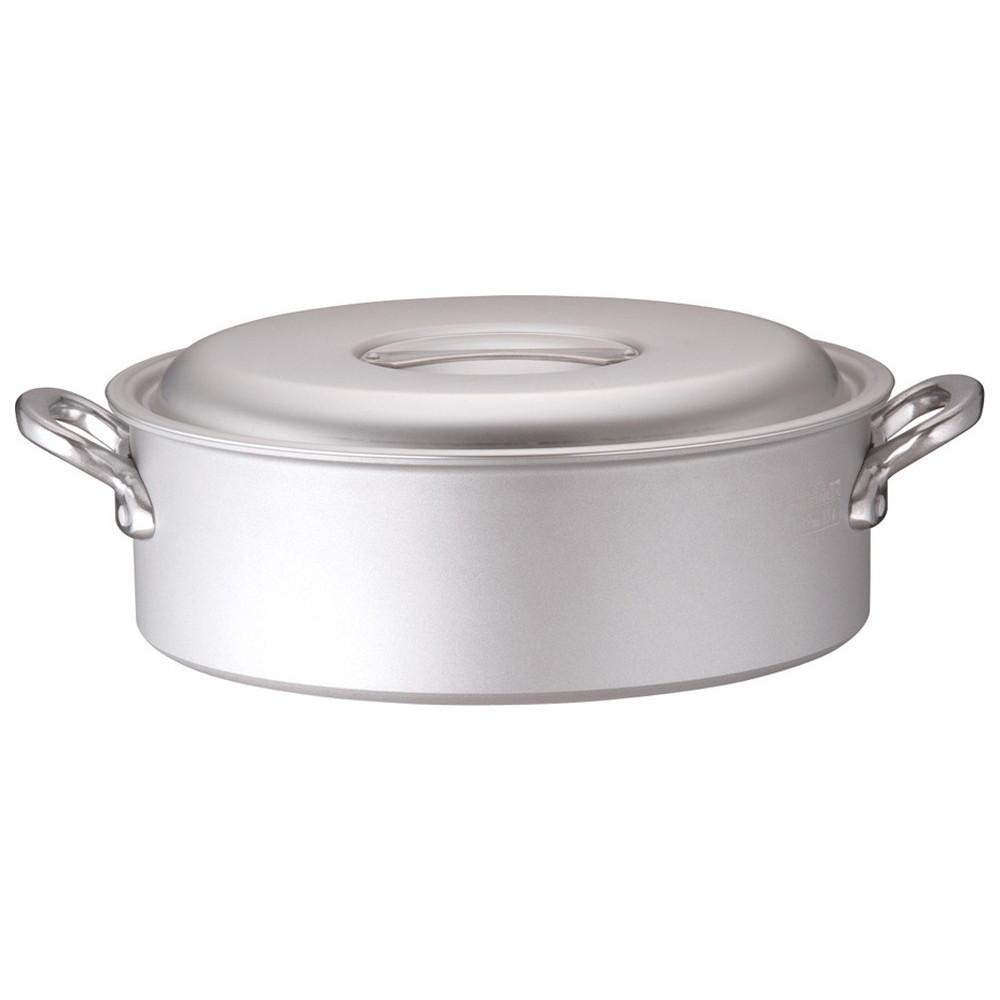 業務用マイスターIH 外輪鍋 39cm [ 外径:422mm 深さ:130mm 底径:390mm 約15.0L ] [ 料理道具 ] | 厨房 キッチン 飲食店 ホテル レストラン 業務用