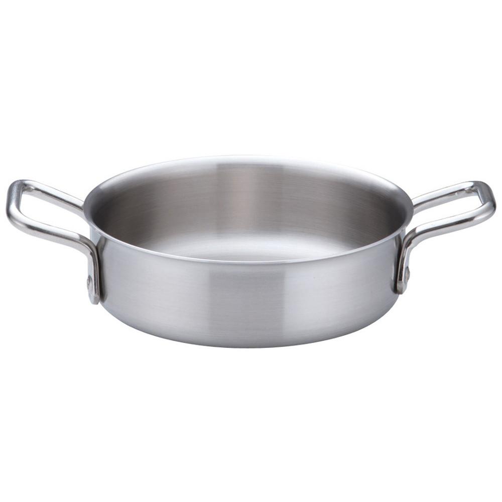 トリノ 外輪鍋 24cm [ 外径:255mm 深さ:80mm 底径:200mm 3.5L ] [ 料理道具 ]   厨房 キッチン 飲食店 ホテル レストラン 業務用