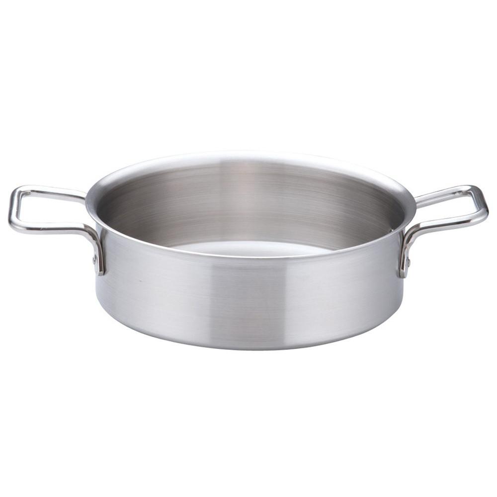 トリノ 外輪鍋 30cm [ 外径:325mm 深さ:100mm 底径:275mm 6.7L ] [ 料理道具 ] | 厨房 キッチン 飲食店 ホテル レストラン 業務用