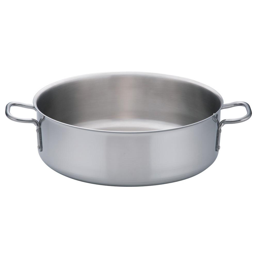 トリノ 外輪鍋 45cm [ 外径:478mm 深さ:150mm 底径:400mm 22L ] [ 料理道具 ] | 厨房 キッチン 飲食店 ホテル レストラン 業務用