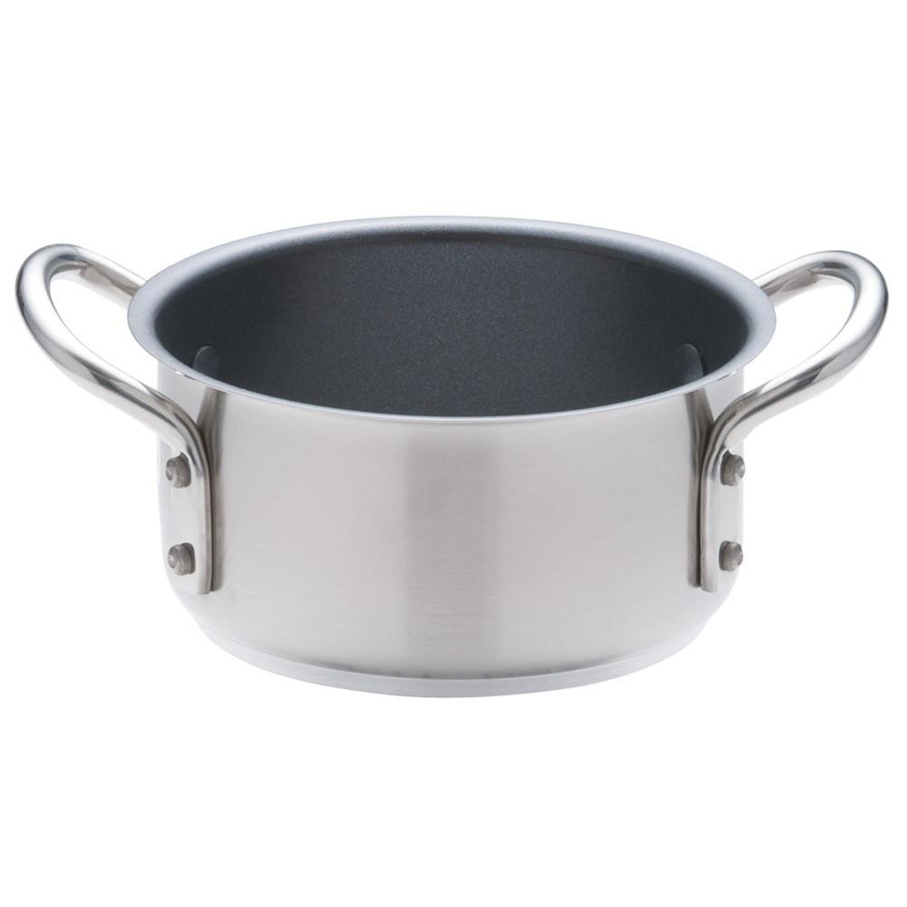 Murano(ムラノ) インダクション テフロンセレクト 外輪鍋(蓋無)16cm [ 外径:178mm 深さ:80mm 底径:143mm 1.6L ] [ 料理道具 ] | 厨房 キッチン 飲食店 ホテル レストラン 業務用