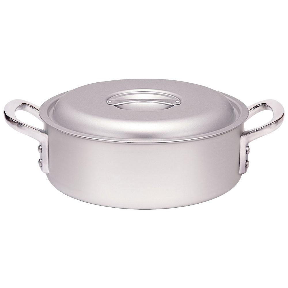 TKG IHアルミ 外輪鍋 33cm [ 外径:361mm 深さ:110mm 底径:250mm 27L ] [ 料理道具 ] | 厨房 キッチン 飲食店 ホテル レストラン 業務用