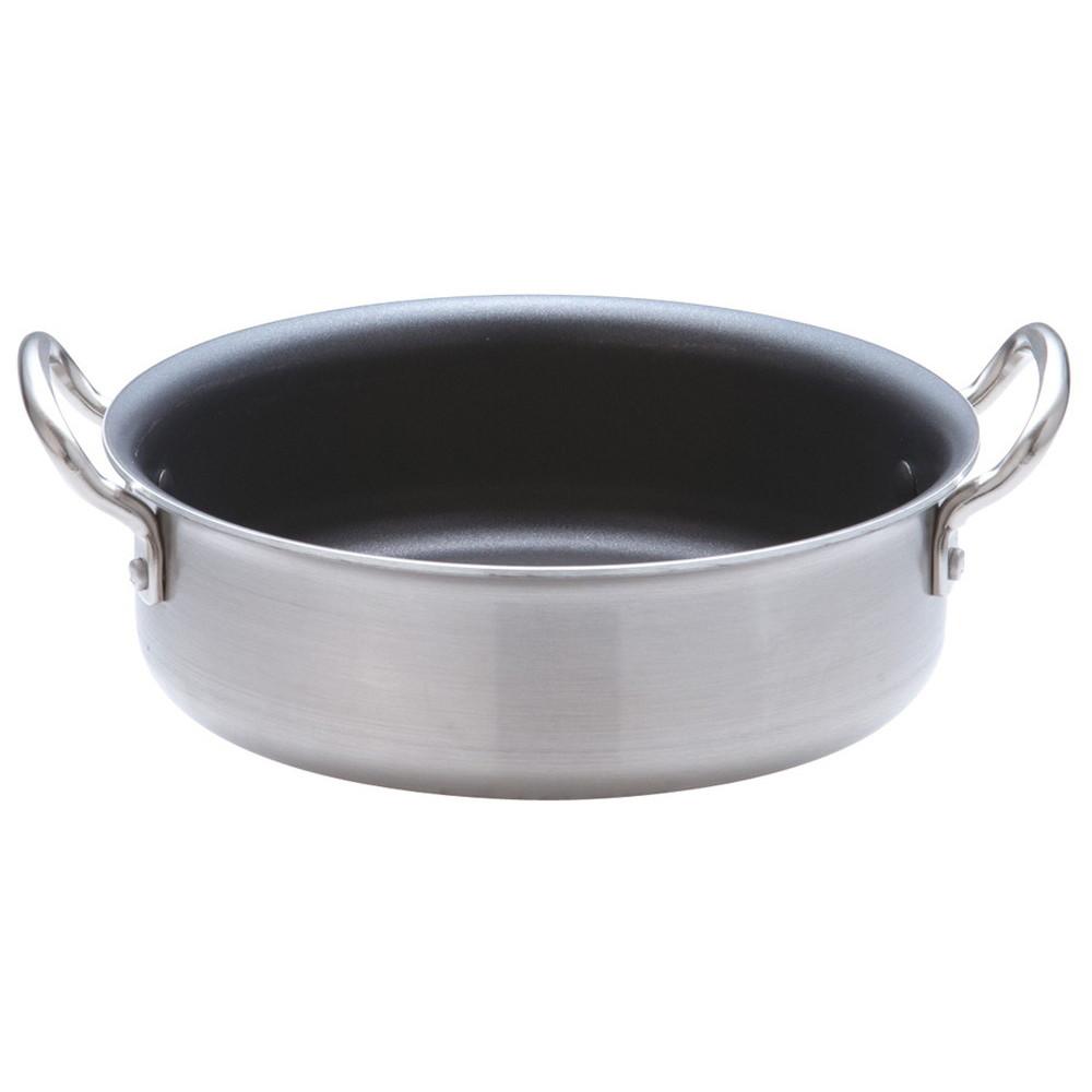 TKG IHセレクト 2層クラッド 外輪鍋 22cm [ 外径:240mm 深さ:75mm 底径:190mm 2.8L ] [ 料理道具 ] | 厨房 キッチン 飲食店 ホテル レストラン 業務用