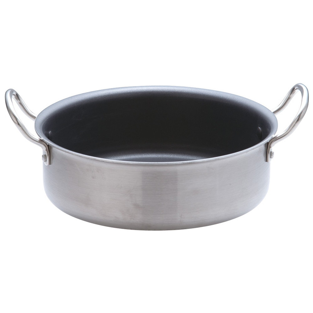 TKG IHセレクト 2層クラッド 外輪鍋 28cm [ 外径:295mm 深さ:95mm 底径:245mm 5.7L ] [ 料理道具 ] | 厨房 キッチン 飲食店 ホテル レストラン 業務用