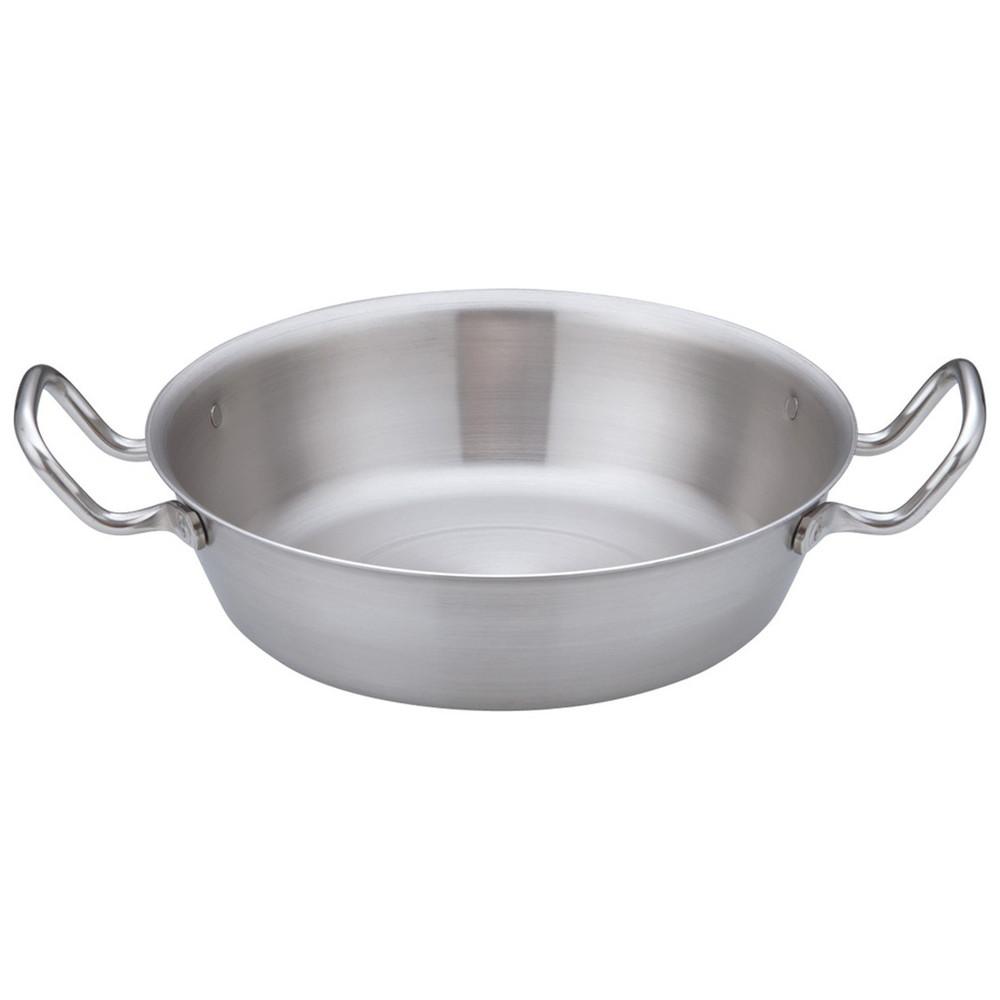 トリノ 天ぷら鍋 33cm [ 外径:350mm 深さ:100mm 底径:245mm 7.5L ] [ 料理道具 ] | 厨房 キッチン 飲食店 和食 料亭 業務用