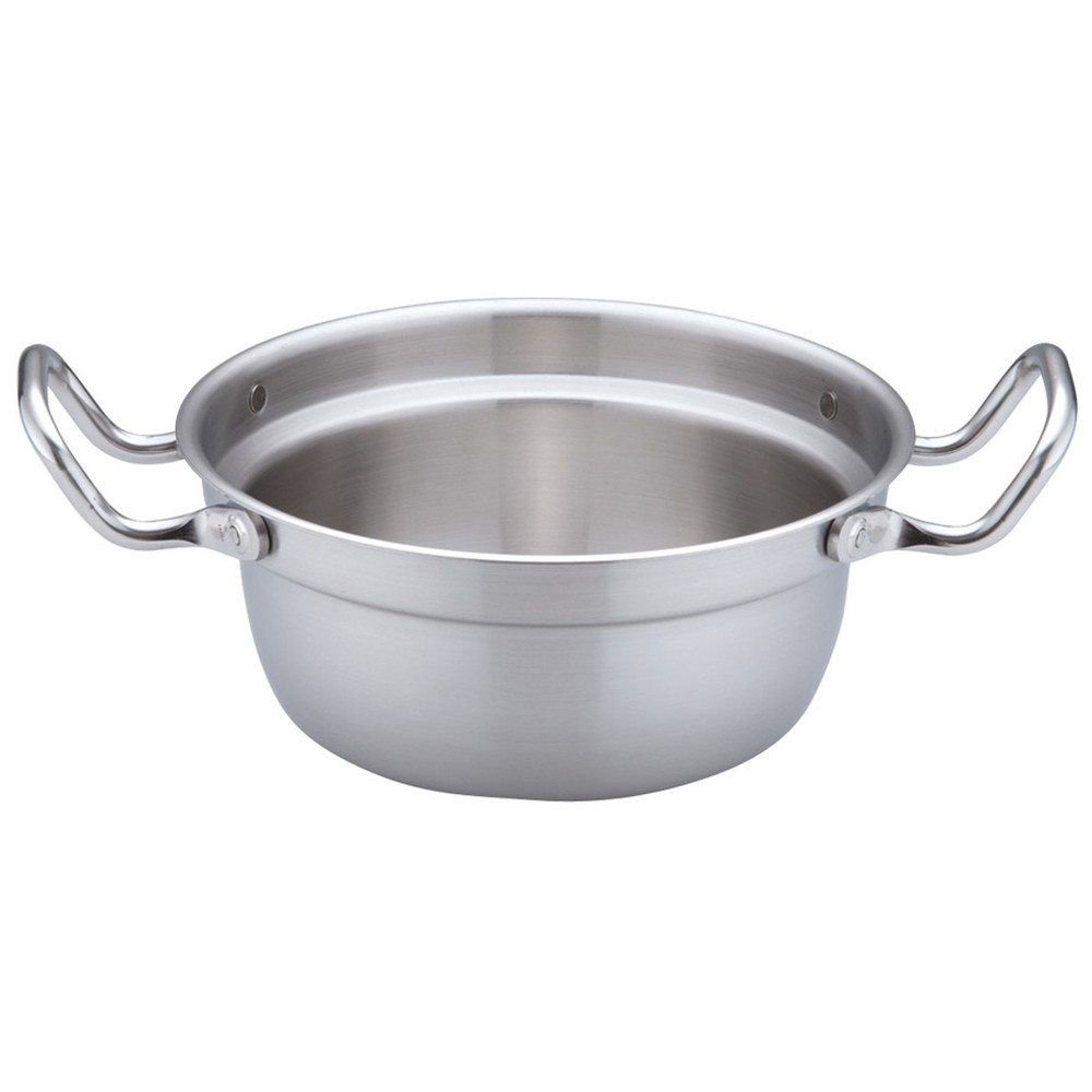 トリノ 和鍋 27cm [ 外径:285mm 深さ:120mm 底径:180mm 5L ] [ 料理道具 ] | 厨房 キッチン 飲食店 和食 割烹 業務用