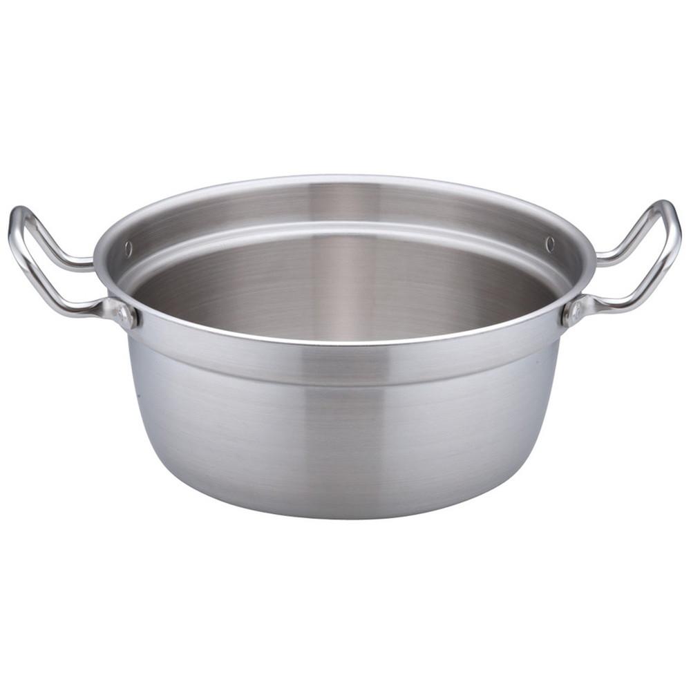 トリノ 和鍋 36cm [ 外径:377mm 深さ:165mm 底径:255mm 14L ] [ 料理道具 ] | 厨房 キッチン 飲食店 和食 割烹 業務用