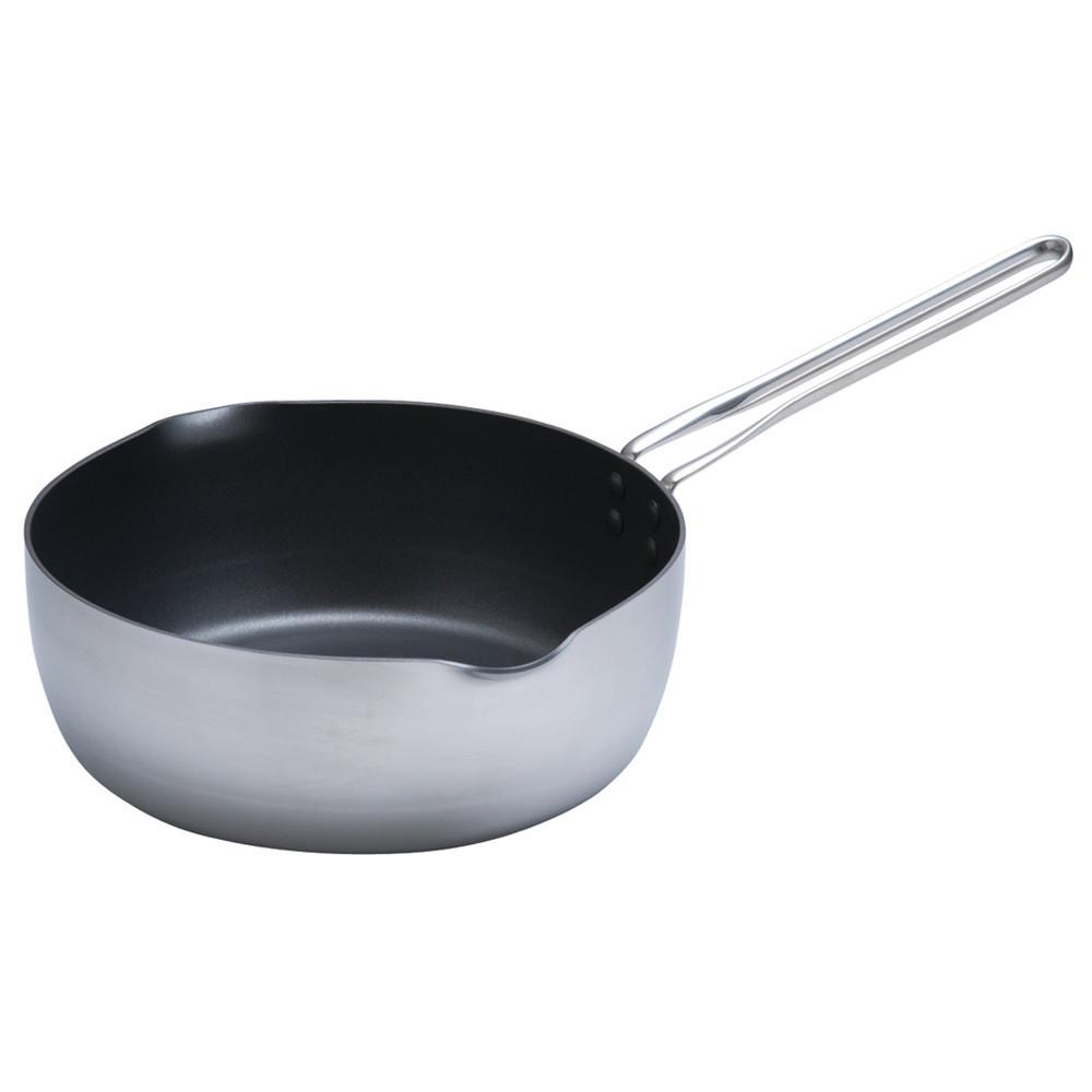 TKG IH2層クラッド CT雪平鍋 24cm [ 内径:240 x 深さ:90mm 底径:190mm 3.3L ] [ 料理道具 ] | 厨房 食堂 和食 ホテル キッチン 飲食店 業務用