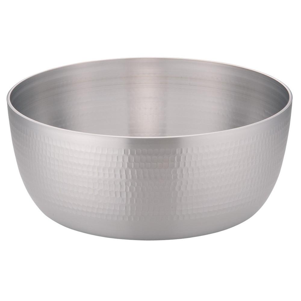 アルミDON矢床鍋 30cm [ 内径:300 x 深さ:130mm 9L ] [ 料理道具 ] | 厨房 キッチン 和食 料亭 業務用