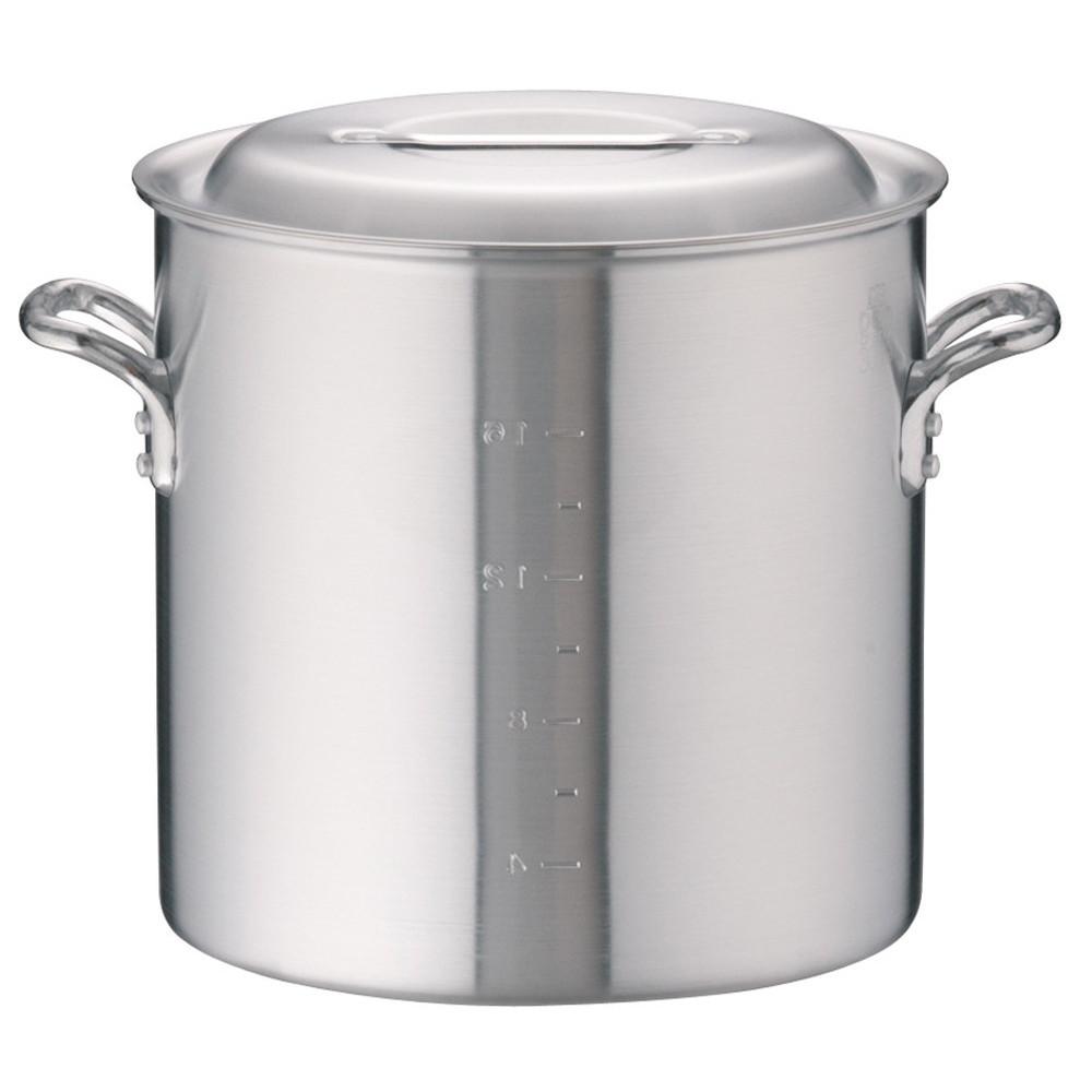 アルミDON寸胴鍋 30cm [ 外径:317mm 深さ:300mm 21L ] [ 料理道具 ] | 厨房 キッチン 飲食店 ホテル レストラン 業務用
