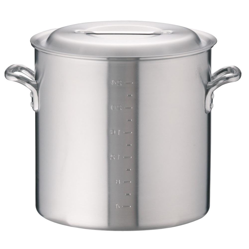 アルミDON寸胴鍋 33cm [ 外径:349mm 深さ:330mm 28L ] [ 料理道具 ] | 厨房 キッチン 飲食店 ホテル レストラン 業務用