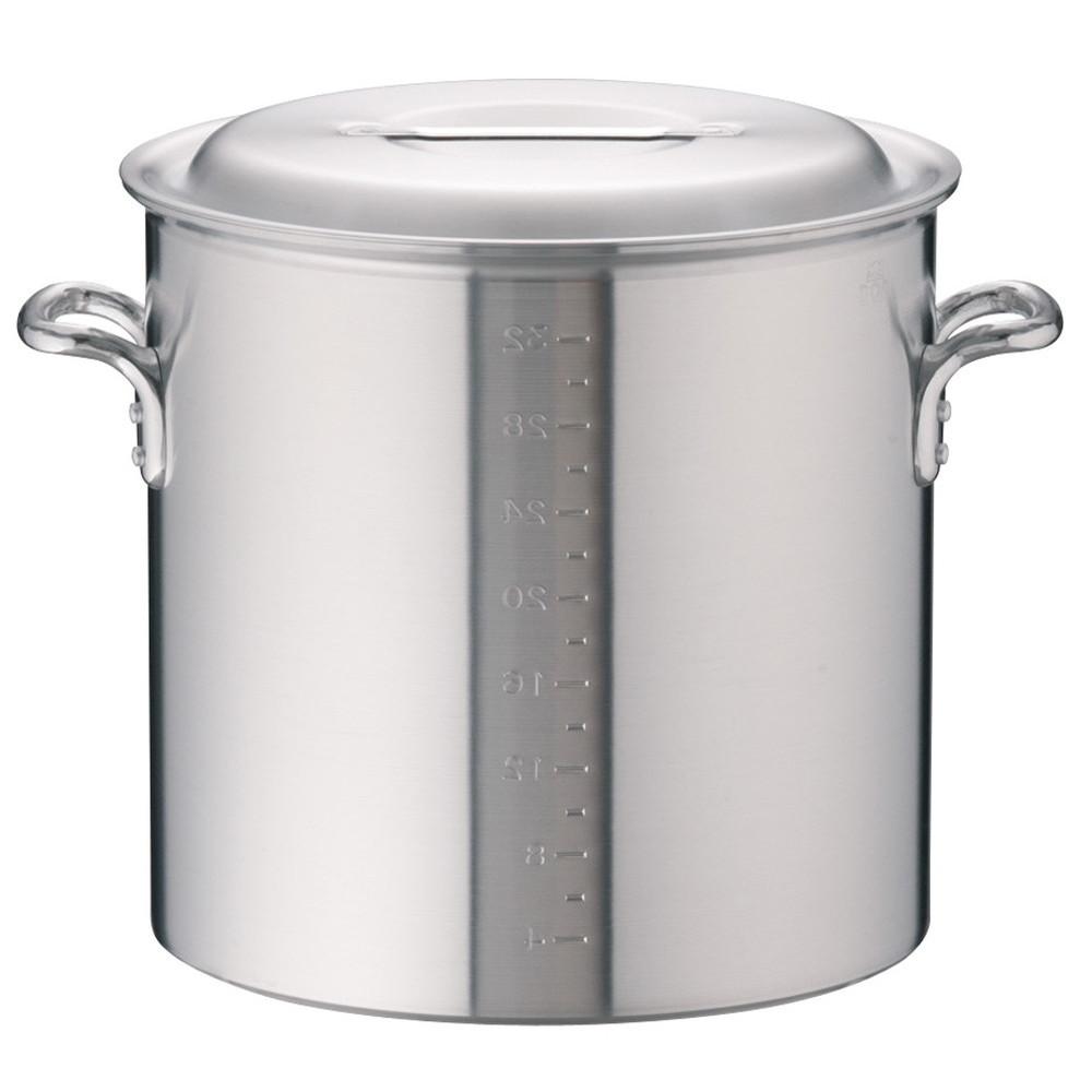 アルミDON寸胴鍋 36cm [ 外径:379mm 深さ:360mm 36L ] [ 料理道具 ] | 厨房 キッチン 飲食店 ホテル レストラン 業務用