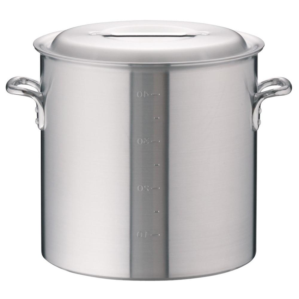 アルミDON寸胴鍋 39cm [ 外径:410mm 深さ:390mm 46L ] [ 料理道具 ] | 厨房 キッチン 飲食店 ホテル レストラン 業務用
