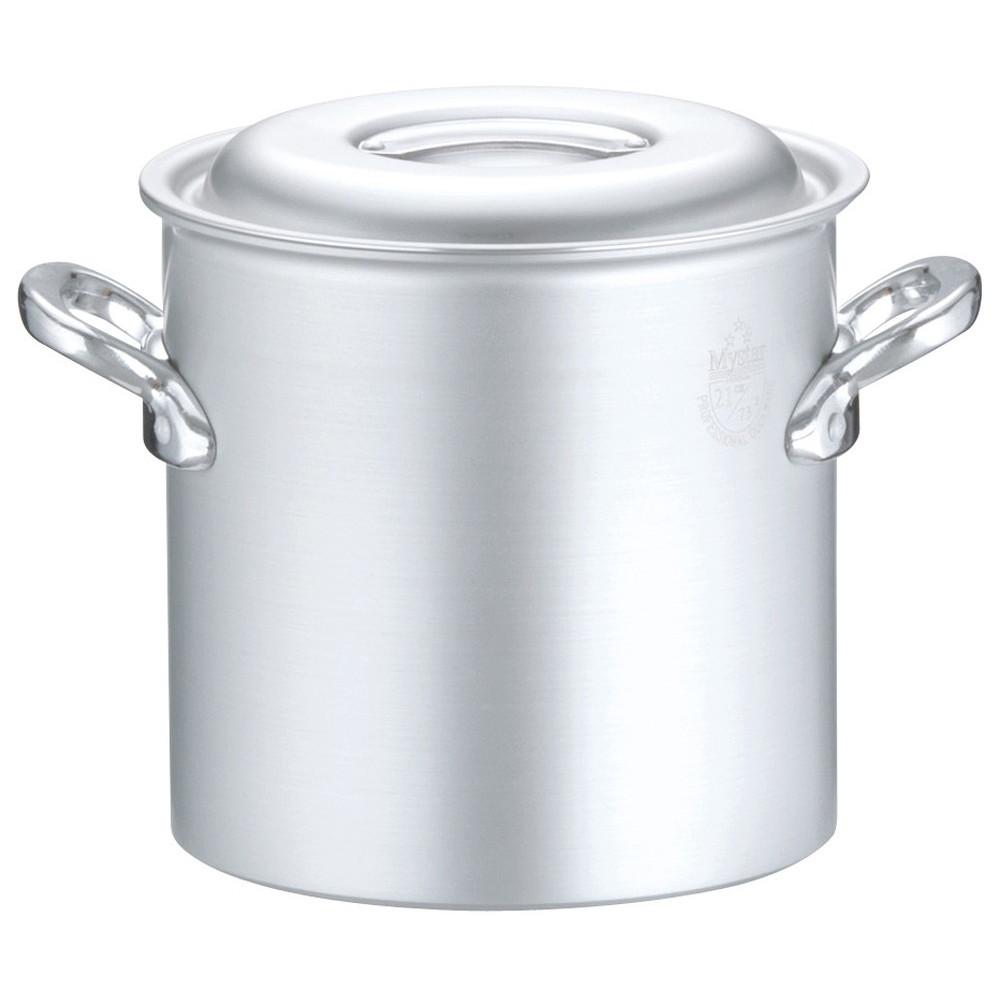 アルミ マイスター寸胴鍋 21cm [ 外径:231mm 深さ:210mm 約7.3L ] [ 料理道具 ] | 厨房 キッチン 飲食店 ホテル レストラン 業務用