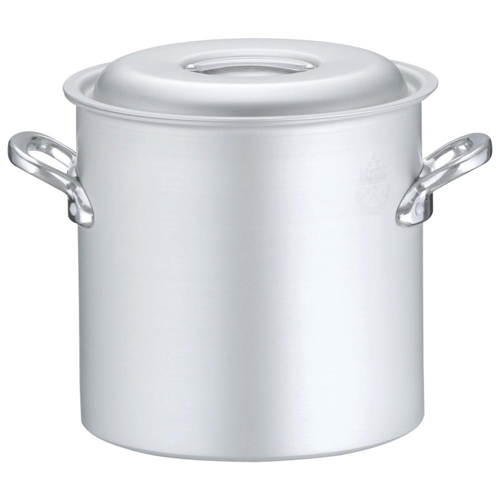 アルミ マイスター寸胴鍋 24cm [ 外径:263mm 深さ:240mm 約11L ] [ 料理道具 ] | 厨房 キッチン 飲食店 ホテル レストラン 業務用
