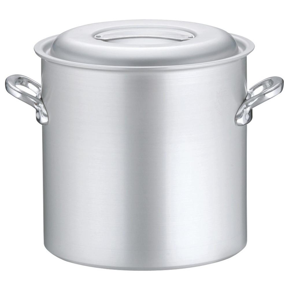 アルミ マイスター寸胴鍋 30cm [ 外径:326mm 深さ:300mm 約20L ] [ 料理道具 ]   厨房 キッチン 飲食店 ホテル レストラン 業務用