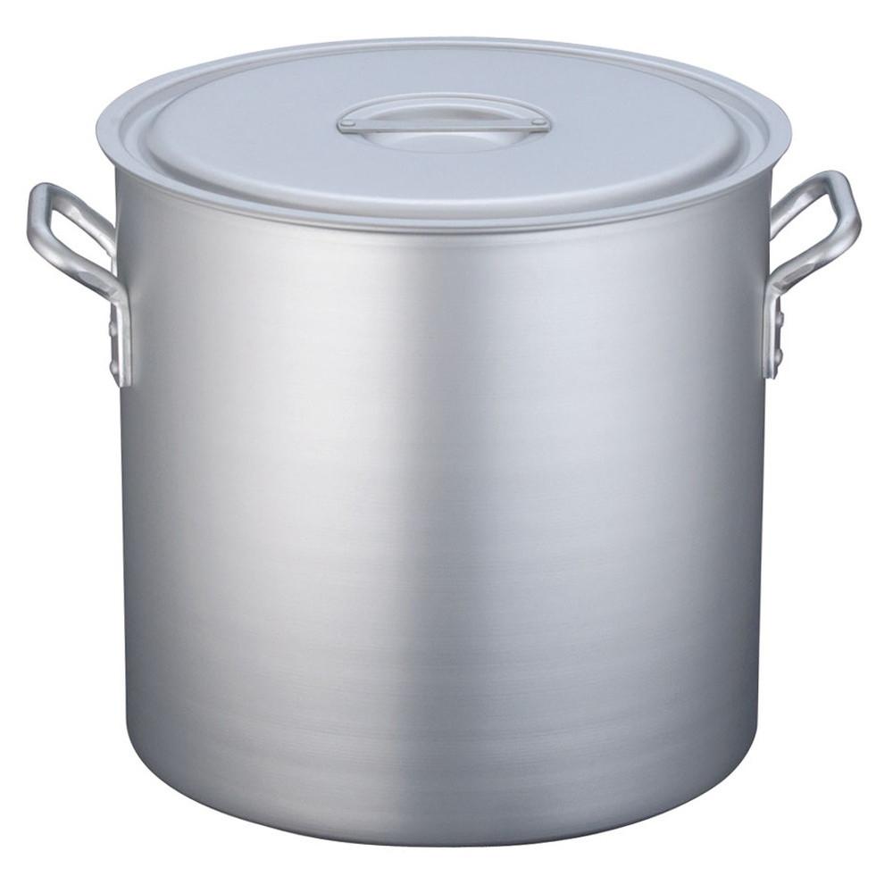 TKG 寸胴鍋 アルミニウム 目盛付(アルマイト加工) 42cm [ 外径:445mm 深さ:420mm 57L ] [ 料理道具 ] | 厨房 キッチン 飲食店 ホテル レストラン 業務用