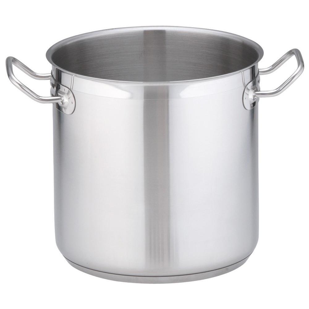 TKG PRO(プロ)寸胴鍋(蓋無) 22cm [ 外径:235mm 深さ:215mm 底径:208mm 8.3L ] [ 料理道具 ] | 厨房 キッチン 飲食店 ホテル レストラン 業務用